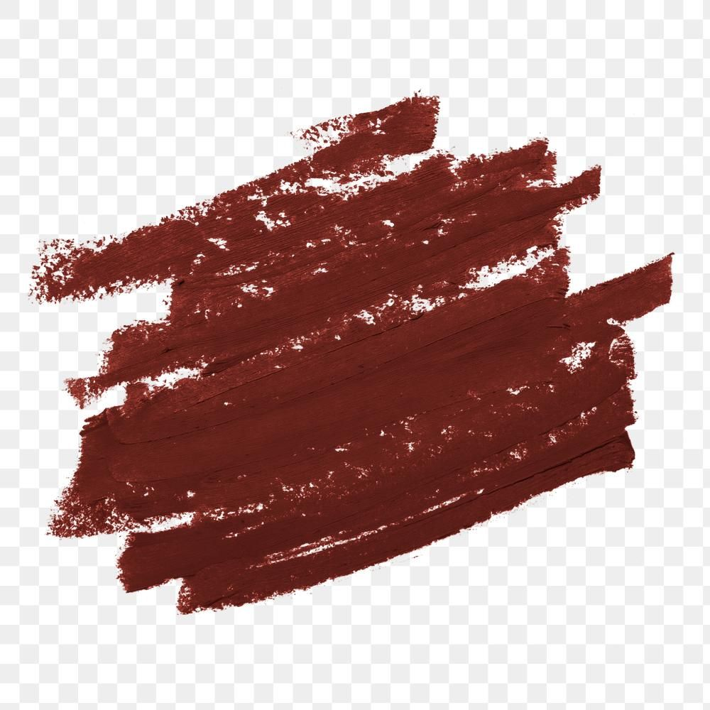 Matte Maroon Red Paint Brush Stroke Free Image By Rawpixel Com Karn Paint Brushes Red Paint Abstract Acrylic