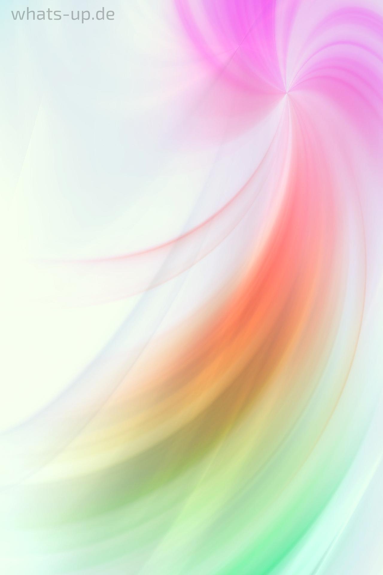 Federn Und Spirale Als Hintergrundbild Für Whatsapp ändern