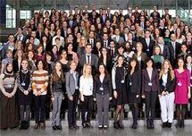 Deutscher Bundestag vergibt Stipendien an Hochschulabsolventen aus Griechenland, der Türkei und Zypern