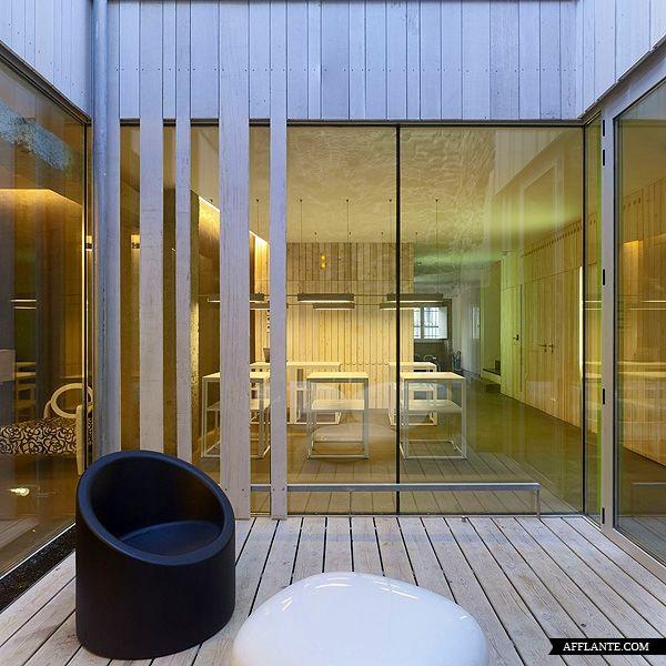 Hotel Moure // Abalo Alonso Arquitectos | Afflante.com