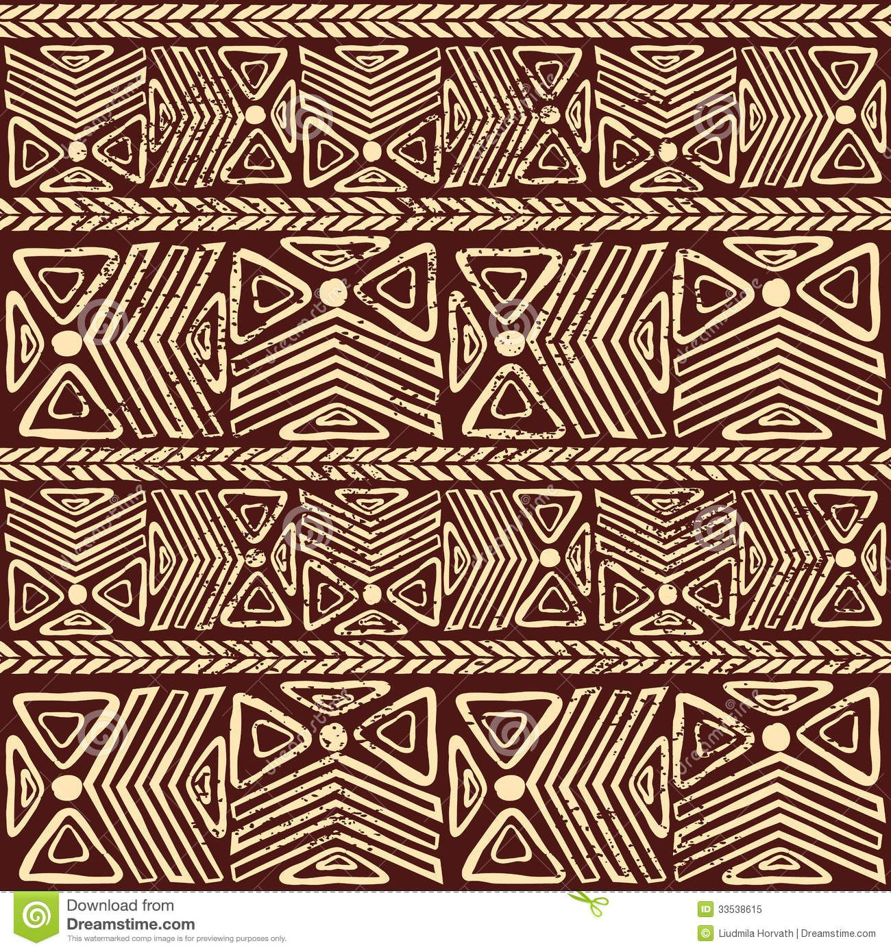 African Tribal Patterns | galleryhip.com - The Hippest ...
