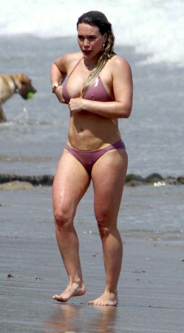 Hilary duff sexy ass — photo 9