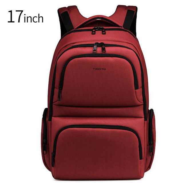 22590d59d2 Tigernu Brand School Bags for Teenager Boys Girls School Backpacks High  Quality Waterproof Nylon Men Business 17 Inch Backpack