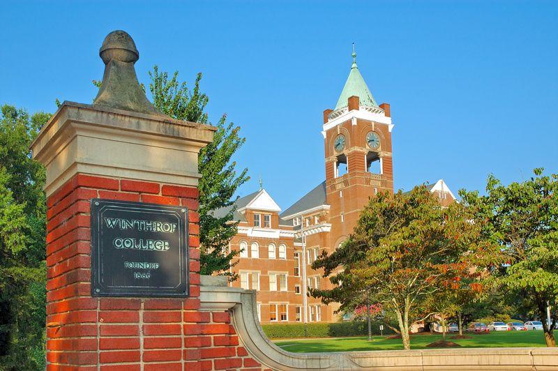 Pin By Jeff Revels On Winthrop Winthrop Winthrop University College Town