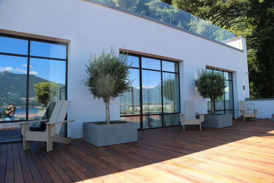 Fioriere Design Made In Italy Per Arredare Giardini E Terrazzi