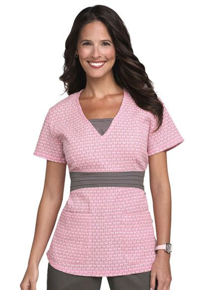 5bcf4aa2898 Great shape for women with an hourglass figure! :D Scrubs Outfit, Cute  Scrubs