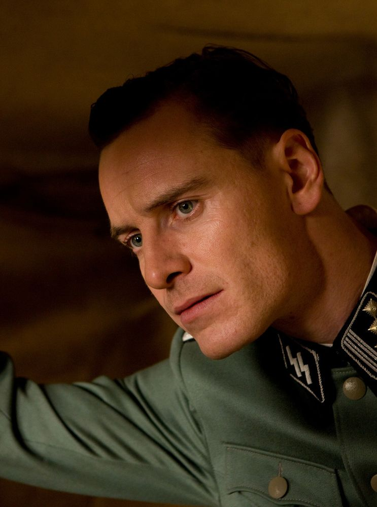 l atilde copy a seydoux in inglourious basterds beauty board michael fassbender in inglourious basterds