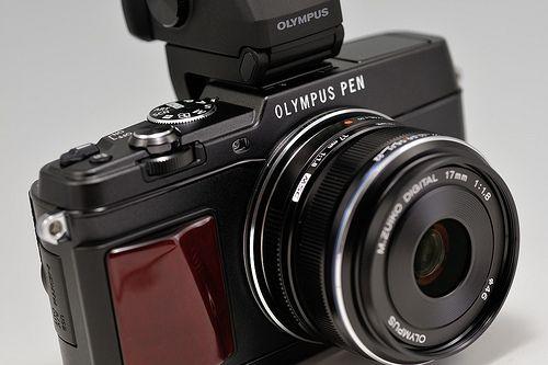 Olympus Pen E P5 Black Premium Model 17mm F1 8 Lkit Olympus Pen Olympus Pen