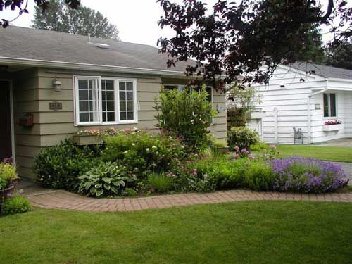 WindRose Garden Design ~ West Vancouver, BC | Peyzaj