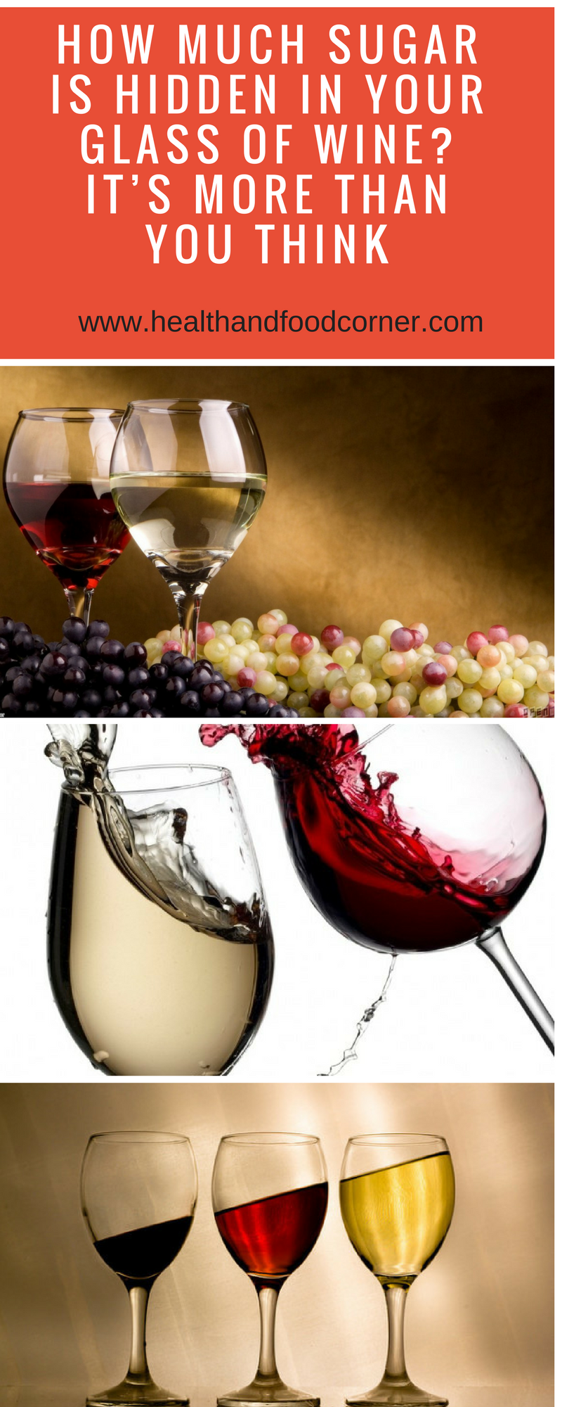 How Much Sugar Is Hidden In Your Glass Of Wine Its More Than You