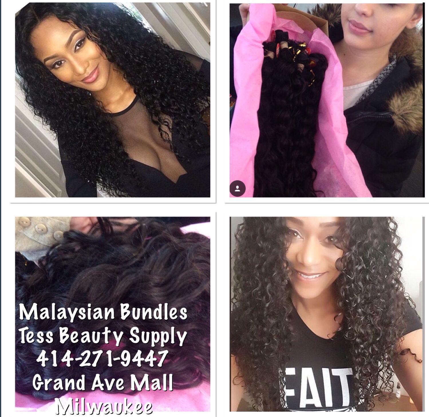 Hair Bundles Extensions Milwaukee Hairextensions Milwaukee Tess