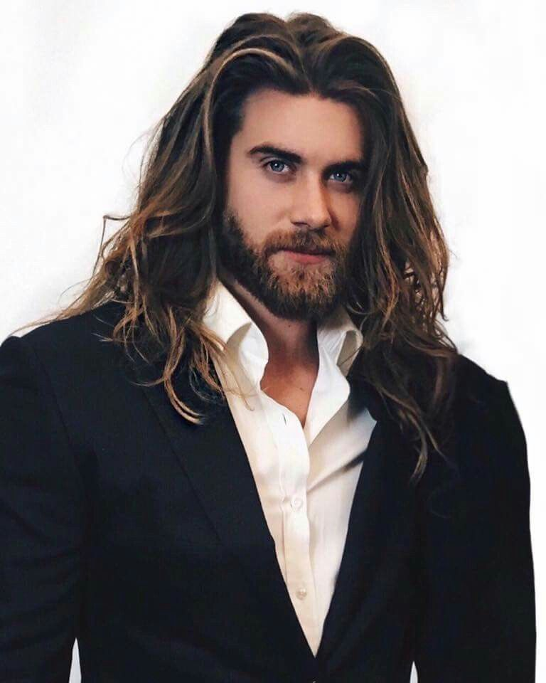 Brock O Hurn Suit Love Long Hair Styles Men Brock Ohurn Beard Styles For Men