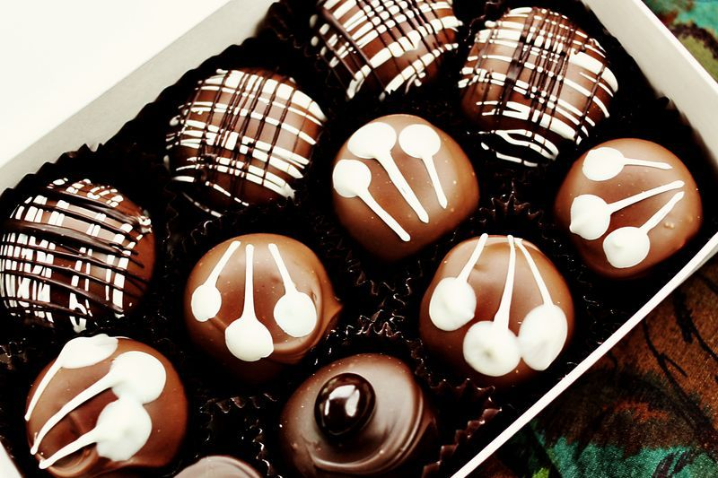 A Little Trip To Candy House Springfield Pinterest Truffle