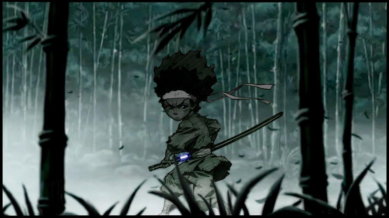 Samurai Huey by kse332.deviantart.com on @deviantART