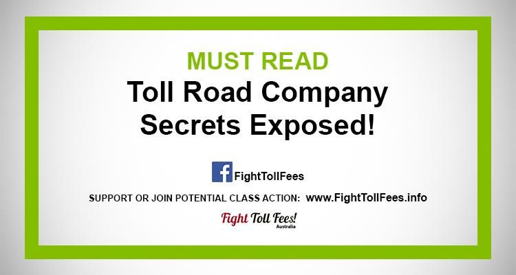 If you use toll roads in australia then this is a must
