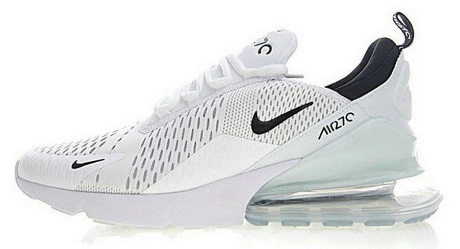 Nike Sportswear AIR MAX 270 Sneakers laag whiteblack