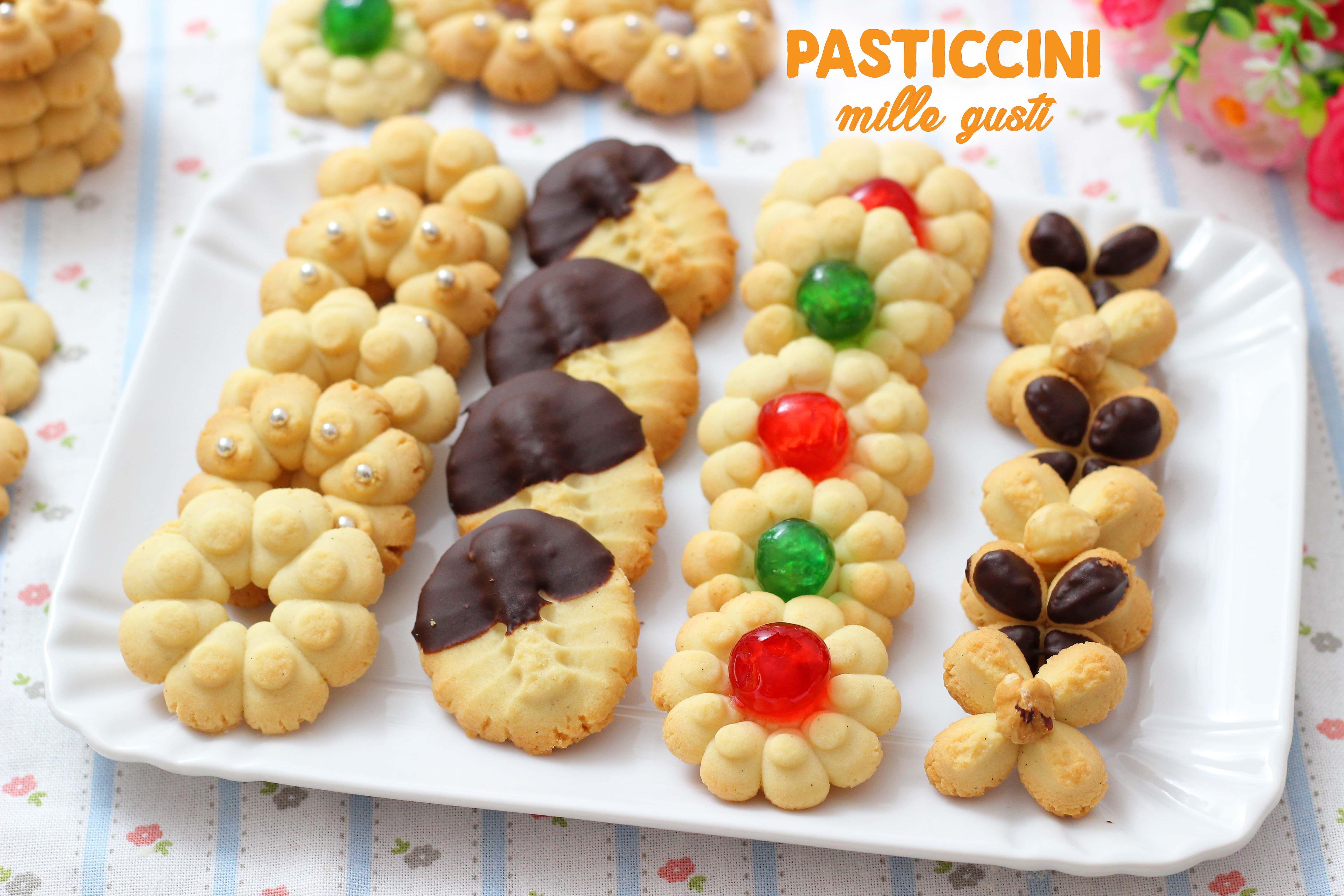 Ricette Biscotti Facili