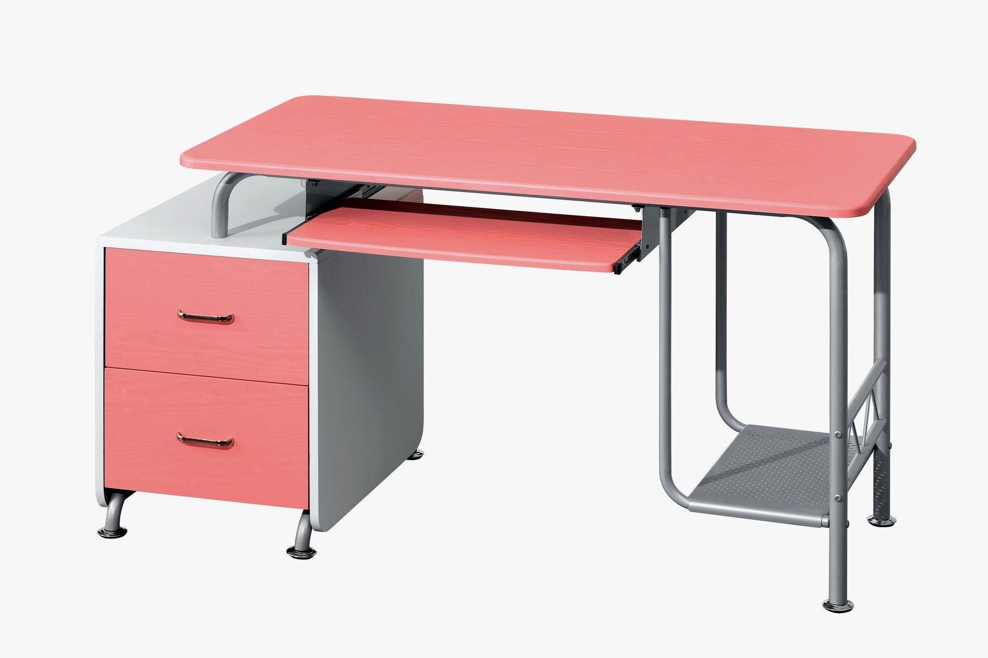 Techni Mobili Computer Desk in Different Colors Unique