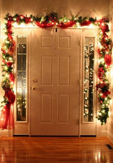 31 Gorgeous Indoor Décor Ideas With Christmas Lights | DigsDigs - 31 Gorgeous Indoor Décor Ideas With Christmas Lights DigsDigs