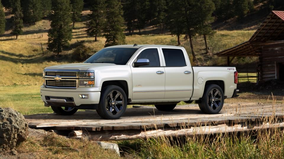 Silverado High Country Visualizer Colors And 22 Inch Wheels