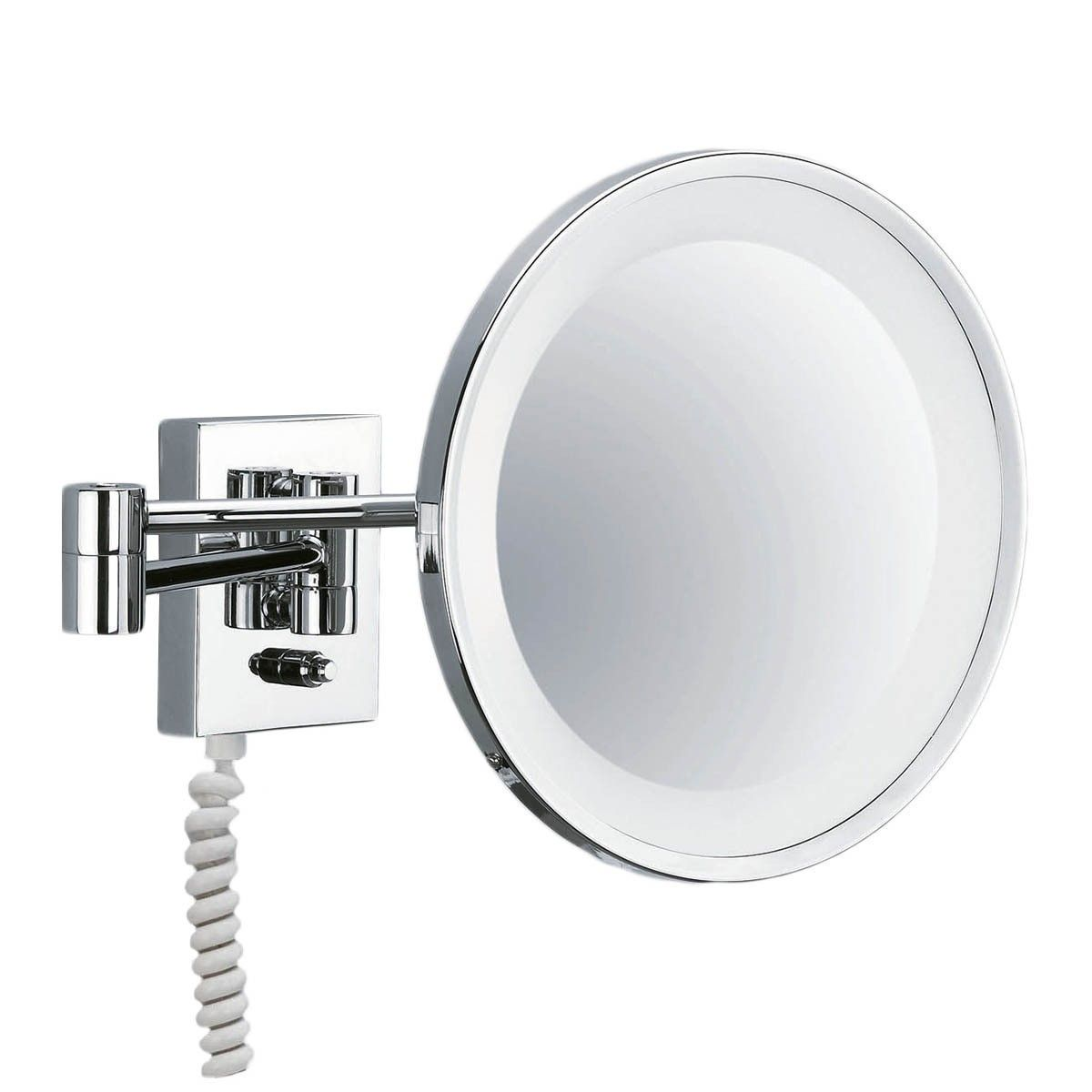 Smile 705 Illuminated Magnifying Mirror Magnifying Mirror Magnifier Mirror