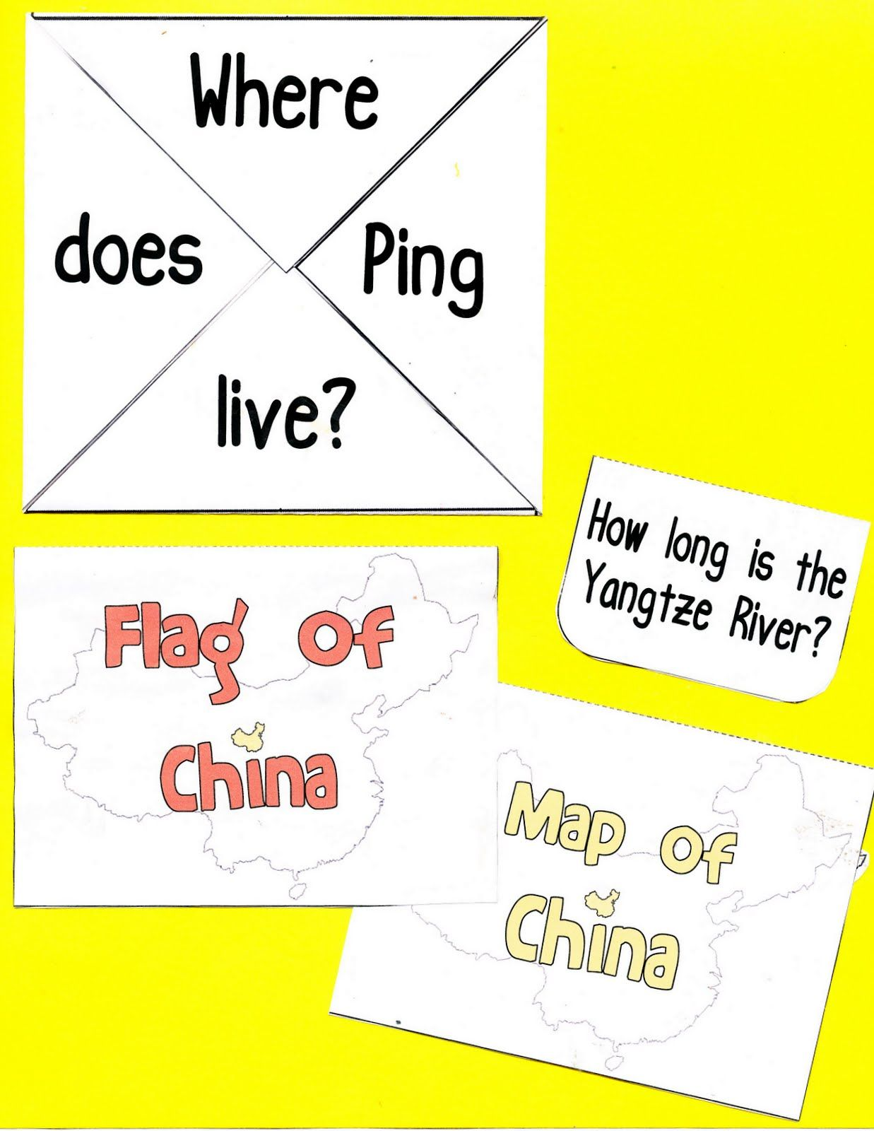 The Story About Ping {FI♥AR} The story about ping, Five