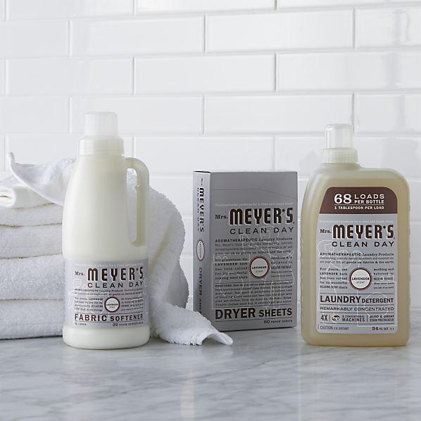Mrs Meyer S Clean Day Lavender Laundry Essentials I Crate And