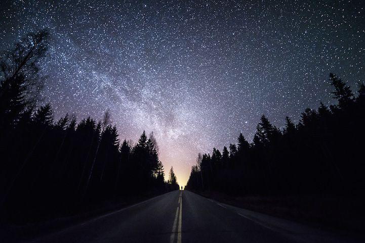 15 impresionantes fotos del cielo nocturno que te har n for La camera del cielo