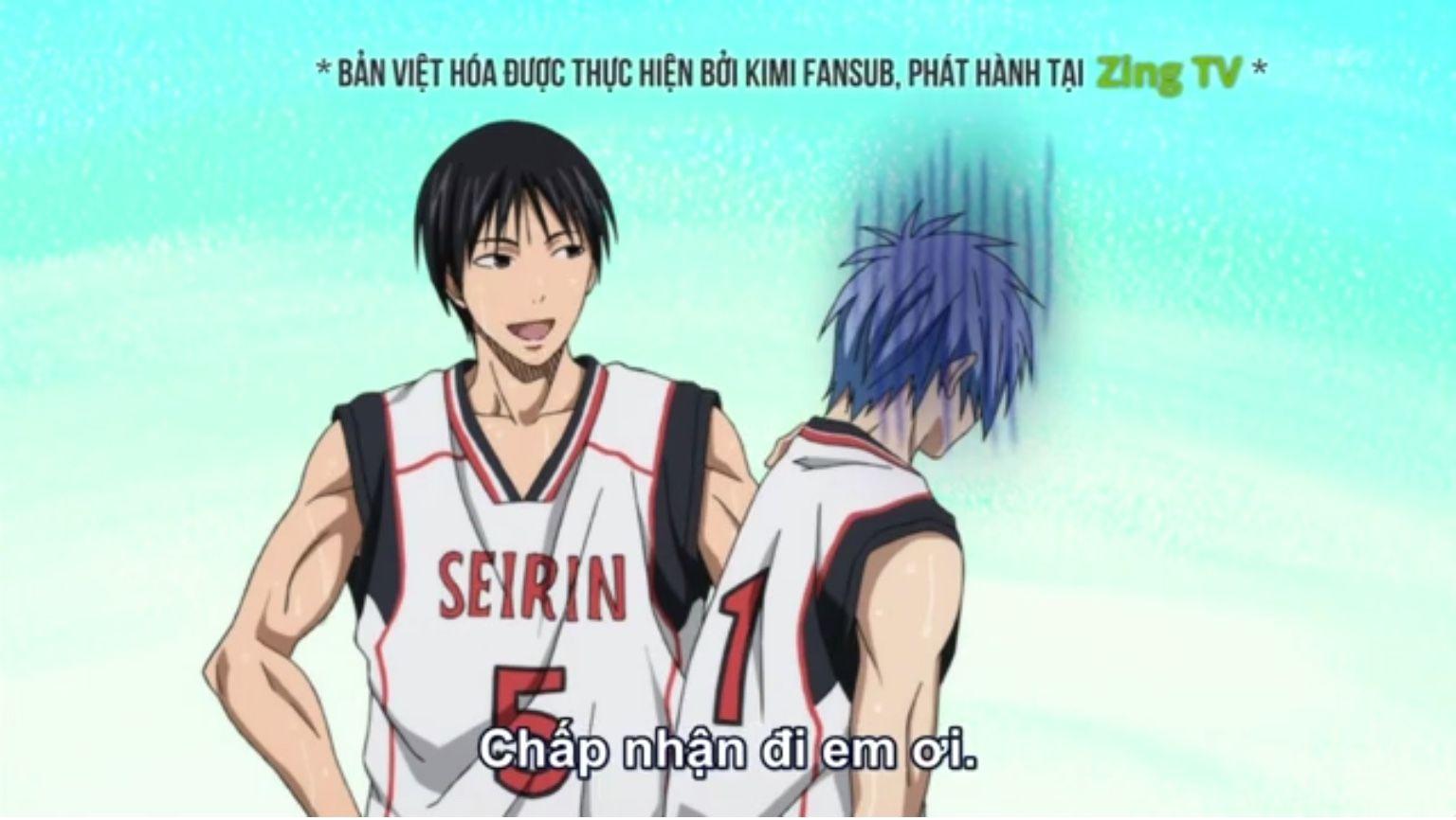 Ghim của __mphuong trên Kuroko No Basket