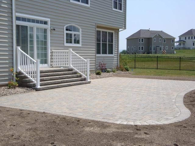 Image Result For Back Steps To Patio