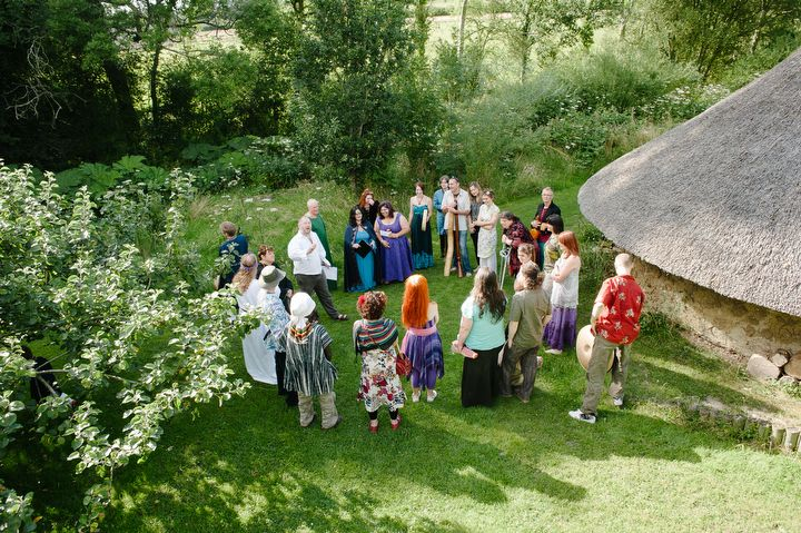 New Forest Handfasting By Lemontree Photography My Explorations