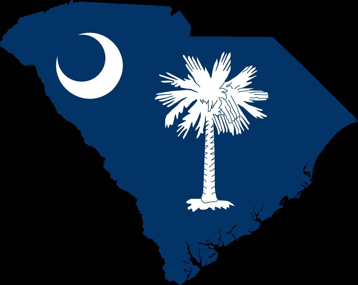 File Flag Map Of South Carolina Svg Wikimedia Commons South Carolina Tattoo South Carolina State Flag South Carolina Flag