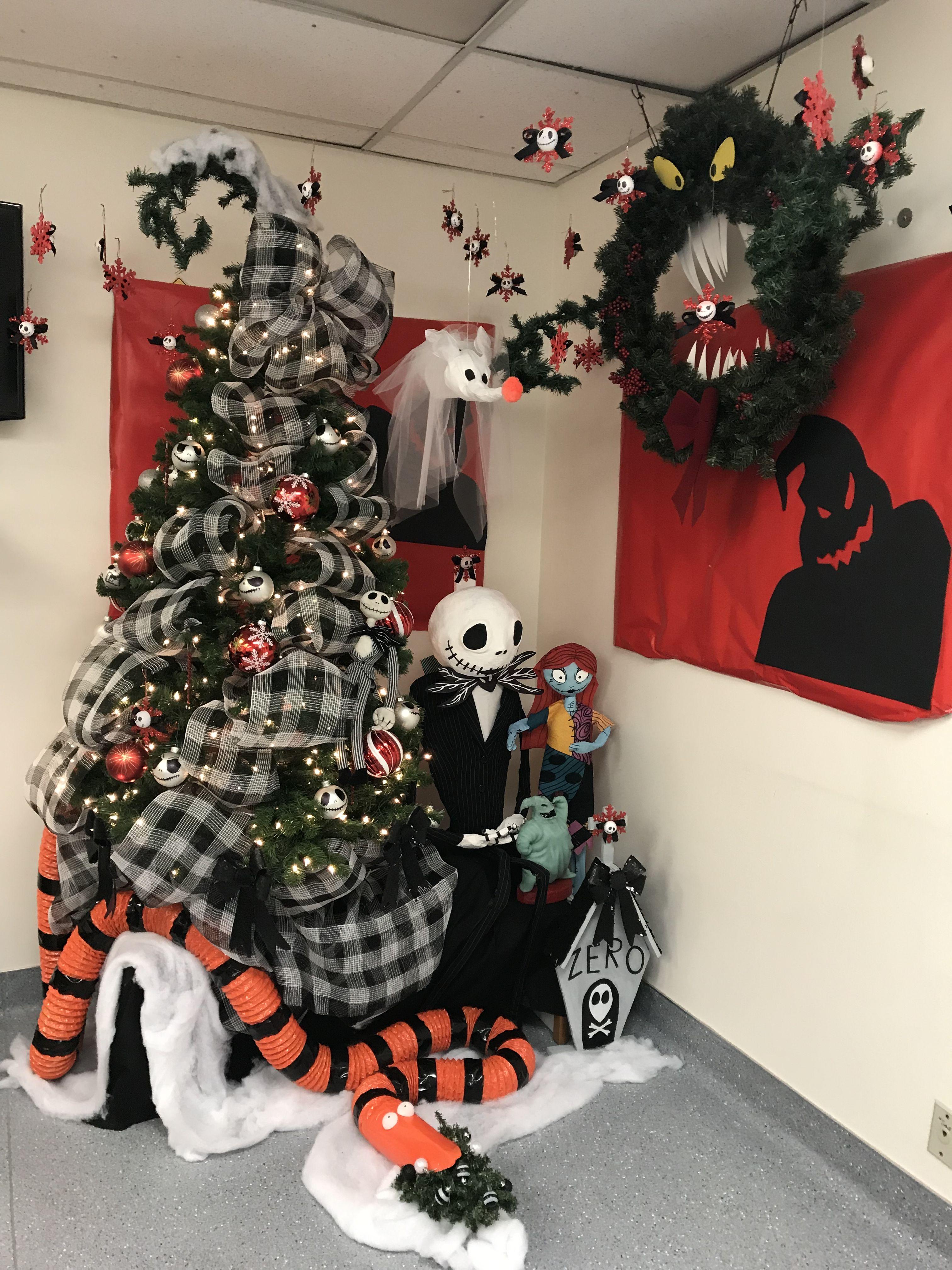 Nightmare Before Christmas Tree Nightmare Before Christmas Tree Nightmare Before Christmas Decorations Nightmare Before Christmas