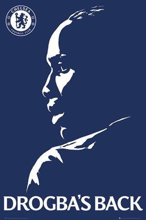 Drogba's Back - Chelsea Football Club