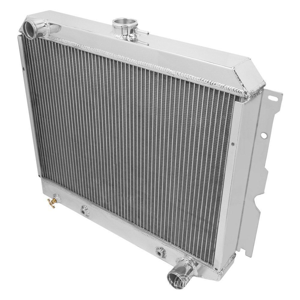 For Dodge Charger 70 72 Champion Cooling Systems Ec2374 All Aluminum Radiator Aluminum Radiator Radiators