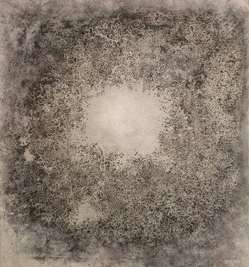 "Saatchi Art Artist Tamir David; Painting, ""Time"" #art"