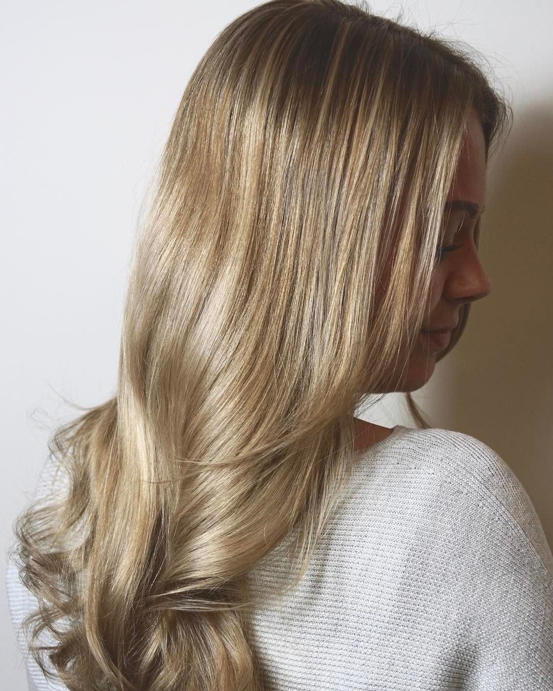 Honey Blonde Highlights Lowlights Best Clip In Wig Toppershair