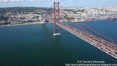 Lisboa - Ponte 25 de Abril