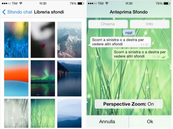 WhatsApp: cambiare le suonerie e l'immagine di sfondo con questi semplici trucchi per personalizzare e rendere unica la tua applicazione di messaggistica