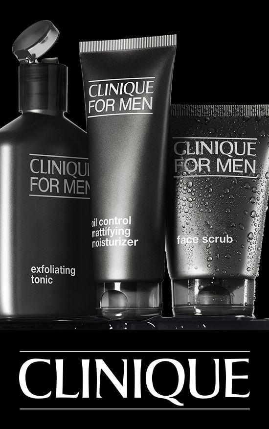 Clinique Official Site Custom Fit Skin Care Makeup Fragrances Gifts Clinique For Men Men Skin Care Routine Mens Skin Care