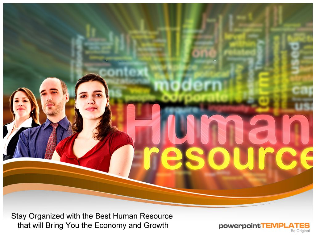 Download Human Resource Management Powerpoint Template At Http