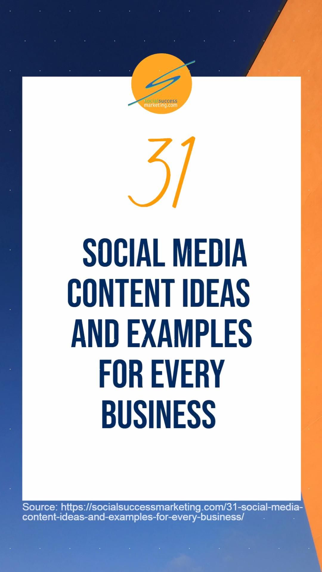 31 Social Media Post Marketing Ideas For Realtors Social Success Marketing Video Video Marketing Strategy Social Media Social Media Content Social Media Marketing Tools