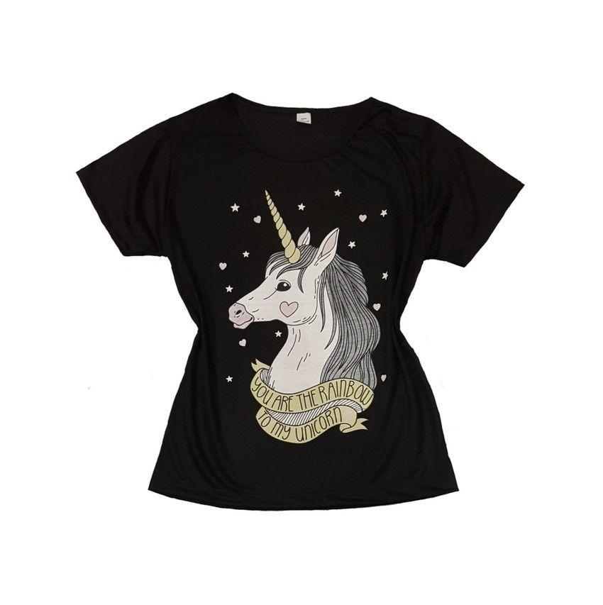 11b73c7fb6 T-shirt Preta