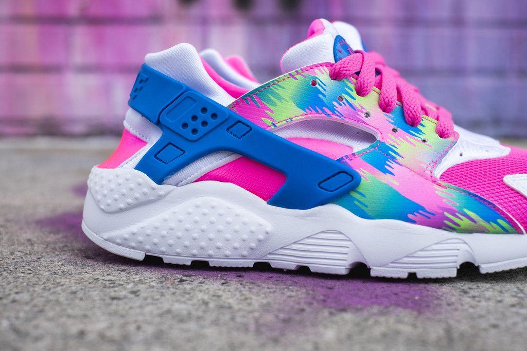 This Colorful Nike Air Huarache Is