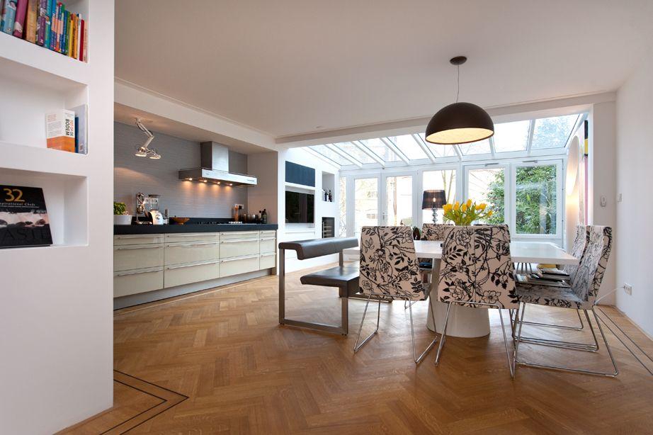 Jaren 30 woning verbouwen google zoeken kitchen pinterest kitsch - Modern deco in oud huis ...