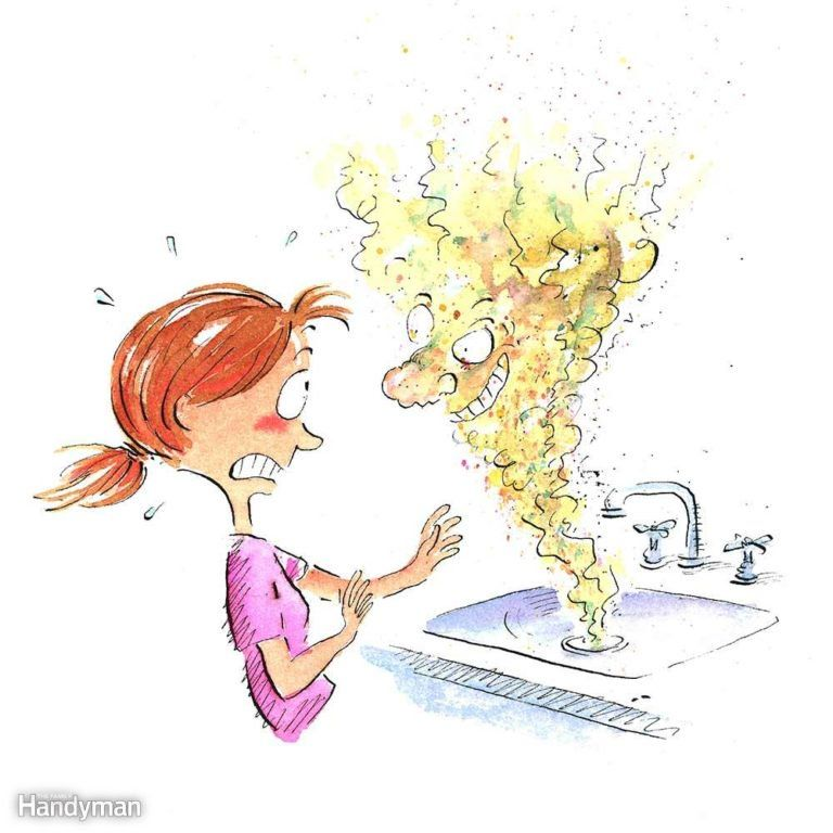 Bad Smell In The House Smelly Bathroom Drain Smelly