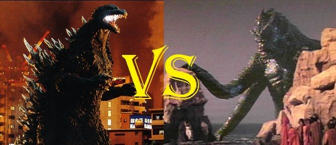 Godzilla Vs The Kraken Goes First In A 7 Fight Match
