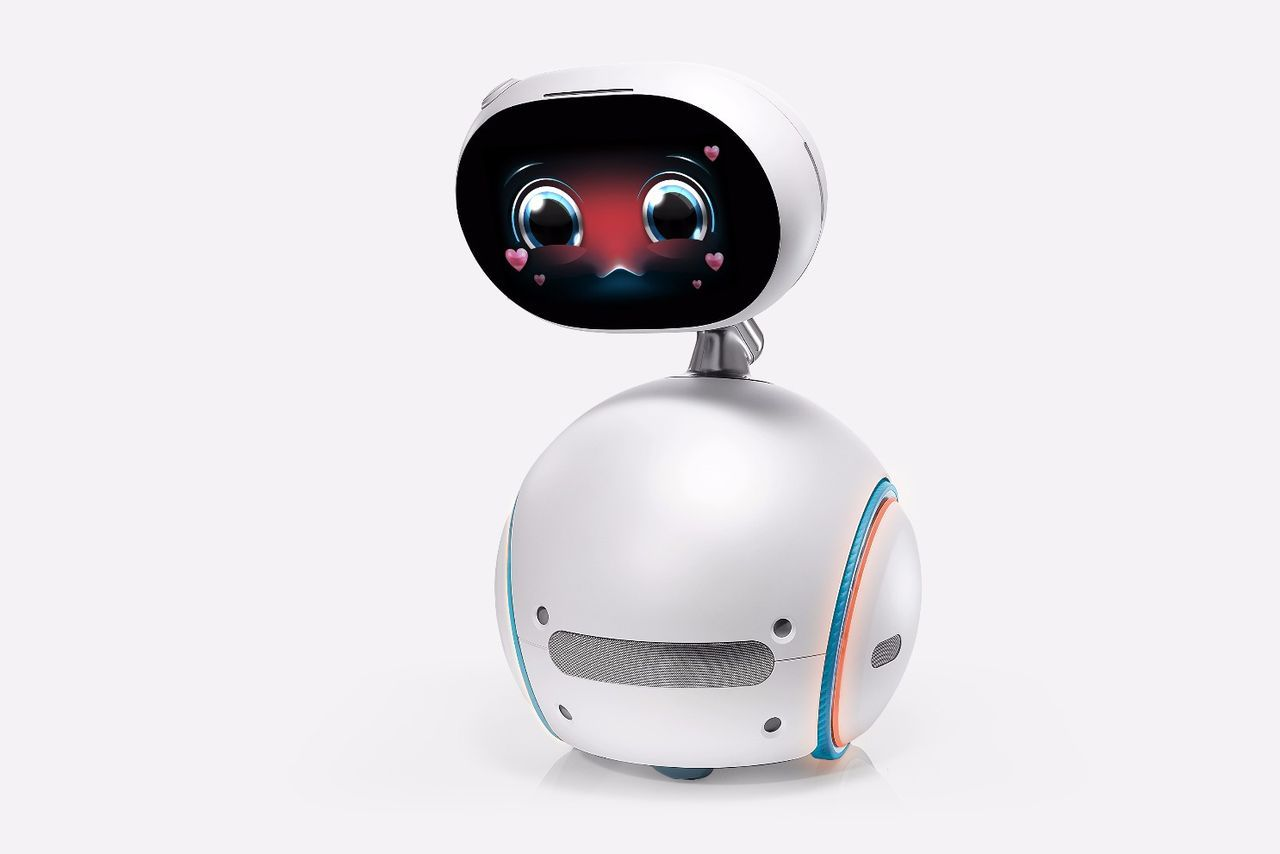 The Asus Zenbo is a ridiculous home robot for $599   The Verge