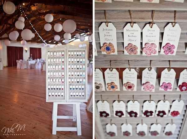Seating Chart - Ideas For Wedding