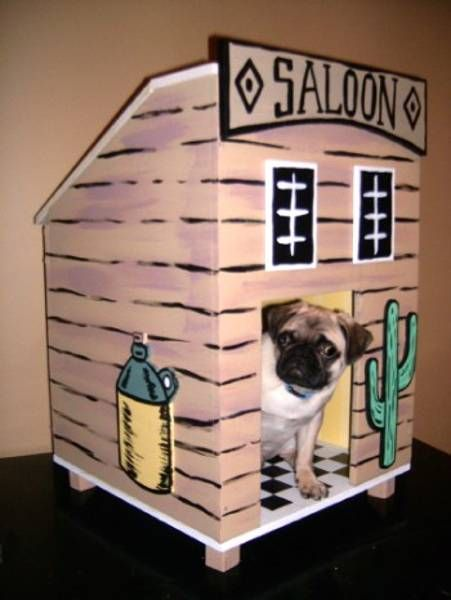 30 Dog House Decoration Ideas Bright Accents For Backyard Designs